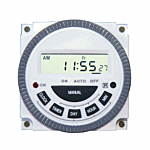 "24 VOLT"" 7 DAY PROGRAMABLE TIMER"