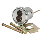 SCHLAGE IC CORE RIM CYLINDER (LESS CORE-HOUSING ONLY)