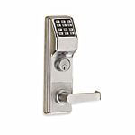 "ALARM LOCK SYSTEMS - H.D. ELECTRONIC ""WEATHERPROOF"" EXIT TRIM TO FIT CAL-ROYAL 9800 SERIES PANIC EXIT (ETDL27S1G26DCR8)"