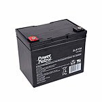 """INTERSTATE"""" BATTERY 12V 30AH (SLA 1150) (TO BE USED WHEN CHANGING LMCSL24UL & LMCSW24UL TO SOLAR)"""