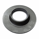 """BASE FLANGE W/ NO HOLES (FITS 1-1/2"""" SCH 40 PIPE)"""