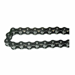 """NICKEL PLATED"""" 10' PACK OF #41 CHAIN W/1 M/L (41NPX10)"""