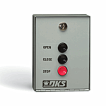 DOORKING 3 BUTTON CONTROL ASSY