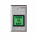 "ENFORCER ""PUSH TO EXIT"" BUTTON (SD-7202GC-PEQ)"