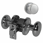 "KWIKSET ULTRA ""PASSAGE"" KNOB US 26D (SATIN CHROME) ""HANCOCK"" LIST - $32.00"