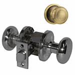 "KWIKSET ULTRA ""PASSAGE"" KNOB US 5 (ANTIQUE) ""HANCOCK"" LIST - $32.00"