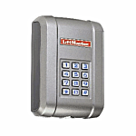 """LIFTMASTER """"WIRELESS"""" COMM. KEYPAD - 250 CODES. COMPATIBLE W/LM SECURITY+2.0, SECURITY+, AND LINEAR MULTI-CODE RECVRS."""