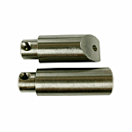 "LOCINOX - 2"" EXTENSION SET FOR LOCLUKY40 LOCK"