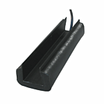"MILLER EDGE (SWINGER) RUBBER (2"" SQUARE X 5 )"