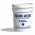 QUICKROCK-HYDRAULIC CEMENT 50 LBS. NET PER PAIL