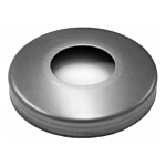 """SNAP COVER FLANGE (FITS 1-1/2"""" SCH 40 PIPE)"""