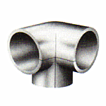 """SEAMLESS SIDE OUTLET ELL (FITS 1-1/2"""" O.D. TUBING)"""