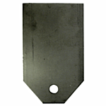 MOUNTING PLATE FOR V-GROOVE WHEELS (PER EACH)