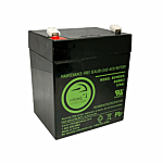 VIKING 12V/4AMP BATTERY FOR THE K2 AND ECU CONTROL BOXES (SMALL SQUARE)