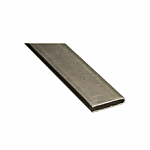 "U-EDGE - 1/4"" OPEN / 18 GA 1"" LEGS / 12' LENGTH"